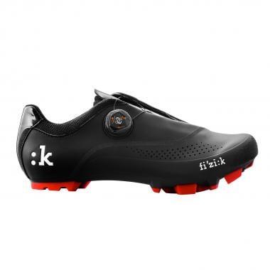 Chaussures VTT FIZIK M4B Noir/Rouge