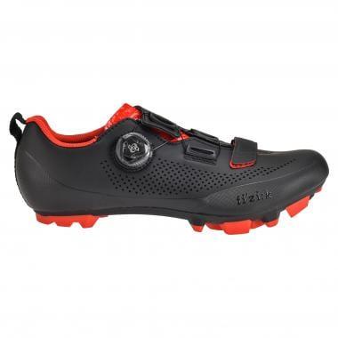 Chaussures VTT FIZIK TERRA X5 Noir/Rouge