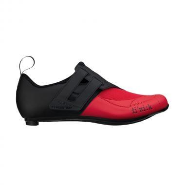 Sapatos de Triatlo FIZIK R4 TRANSIRO INFINITO Vermelho/Preto