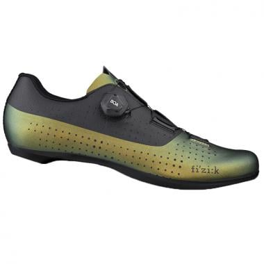 Rennrad-Schuhe FIZIK OVERCURVE R4 Grün
