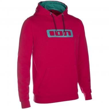 Sudadera con capucha ION LOGO Rojo