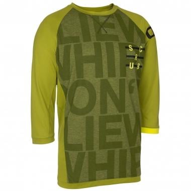 Maillot ION HELIUM Manches 3/4 Verde