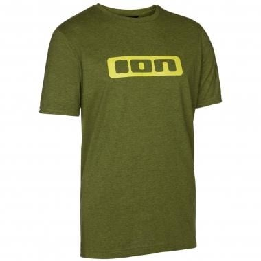 ION LOGO DR Short-Sleeved Jersey Green