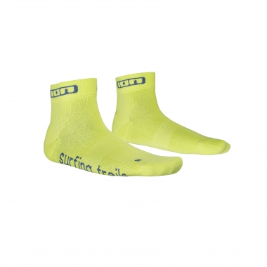 Calcetines ION SHORT ROLE Amarillo