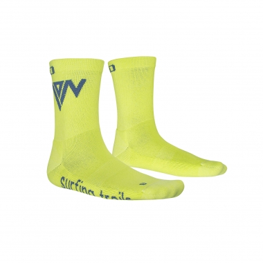 Calcetines ION MID POLE Amarillo