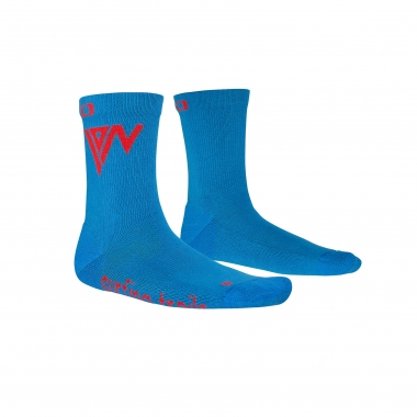 Calcetines ION MID POLE Azul