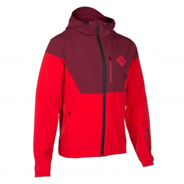 Veste ION SOFTSHELL CARVE Rouge 2017