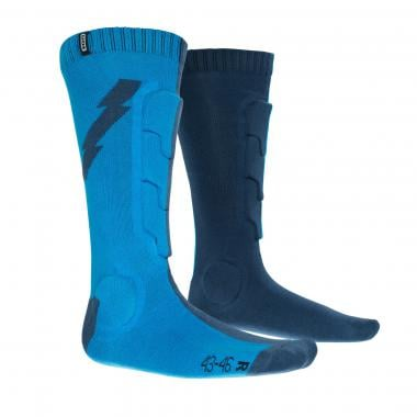 Chaussettes Protège-Tibias ION BD-SOCKS 2.0 Bleu