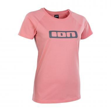 T-Shirt ION LOGO Femme Rose 2019