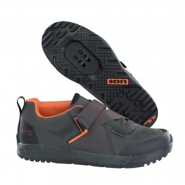 Chaussures VTT ION RASCAL Marron 2020