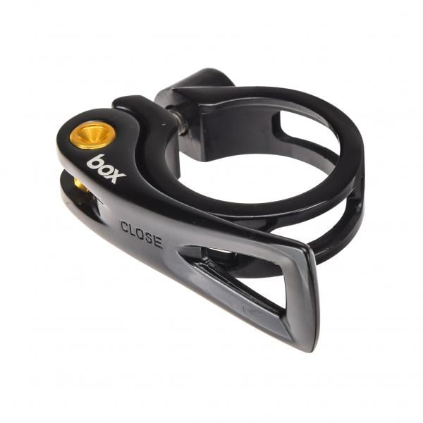 Box Components Helix QR Seat Clamp 31.8mm Black