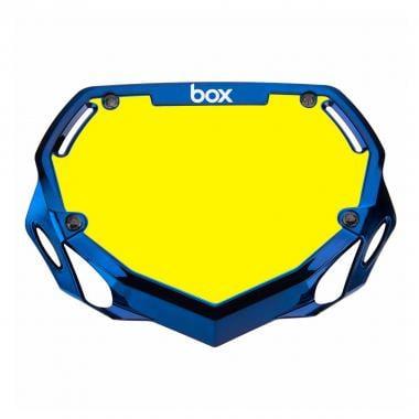 Plaque BOX COMPONENTS MINI CHROME EDITION