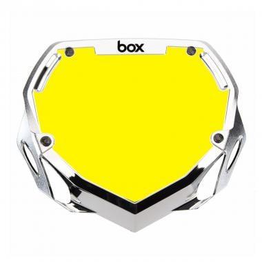 Placa BOX COMPONENTS PRO CHROME EDITION