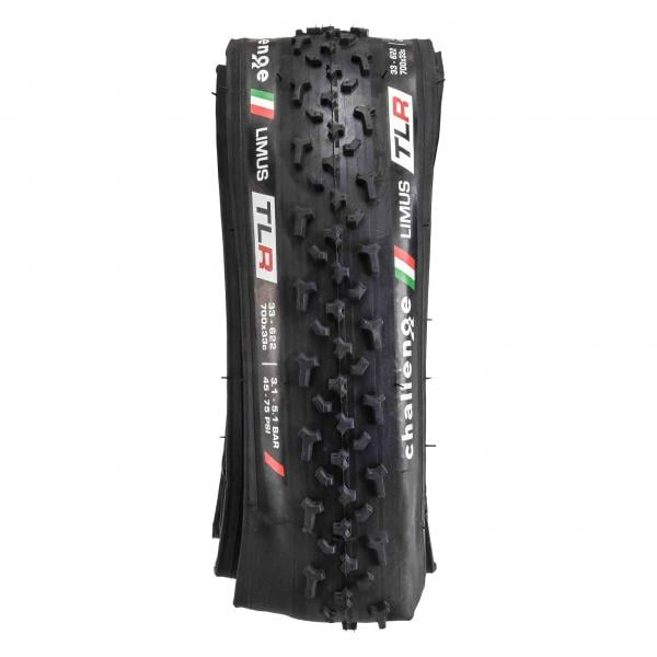 Challenge Limus Team S 700 x 33 C Cyclocross tubulaire Pneus Noir//Blanc