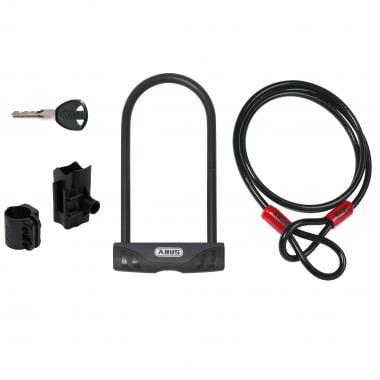 ABUS U FACILO 32 (12 mm x 23 x 10,9 cm) U-Lock + COBRA Cable Lock (10 mm x 140 cm)