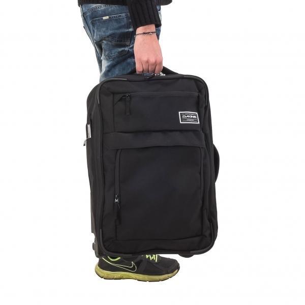 koffer dakine carry on 40l black schwarz probikeshop. Black Bedroom Furniture Sets. Home Design Ideas
