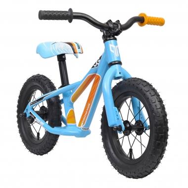 Bici sin pedales PRODUCTION PRIVEE MINI CG Azul/Naranja