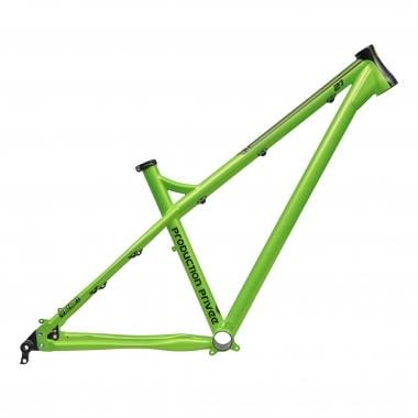 "Quadro de BTT PRODUCTION PRIVEE SHAN 27,5"" Verde"