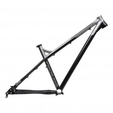 "Cuadro de Mountain Bike PRODUCTION PRIVEE OKA 27,5"" Negro/Gris"