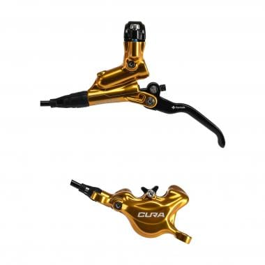 FORMULA CURA Front or Rear Brake Gold 2019