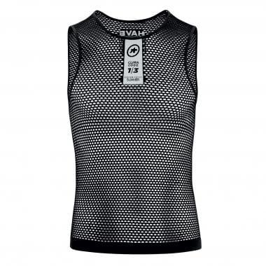 Sous-Vêtement Technique ASSOS SKINFOIL SUMMER Sans Manches Noir