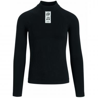 Sous-Vêtement Technique ASSOS SKINFOIL WINTER Manches Longues Noir 2019