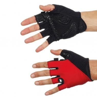 Guanti ASSOS SUMMERGLOVES Rosso