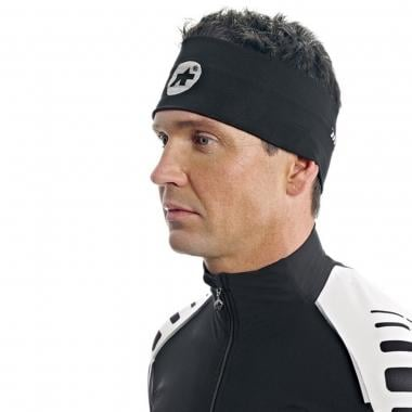 Fascia ASSOS INTERMEDIATE HEADBAND Nero