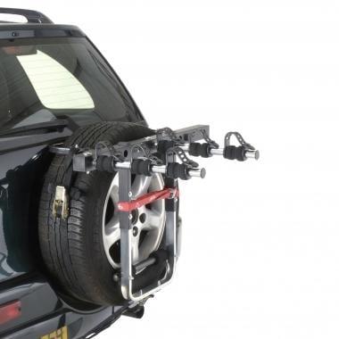 MOTTEZ 3 Bike Carrier for 4x4