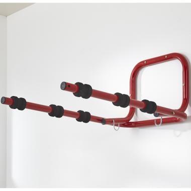 Support de Rangement pour Vélo MOTTEZ Mural Rabattable (3 Vélos)