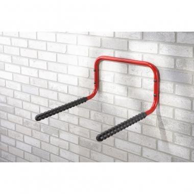 Soporte de pared MOTTEZ 2 bicicletas