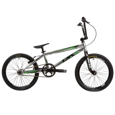 BMX DK BICYCLES ELITE Pro Prateado 2016