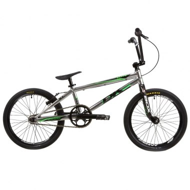 DK BICYCLES ELITE BMX Pro Silver 2016