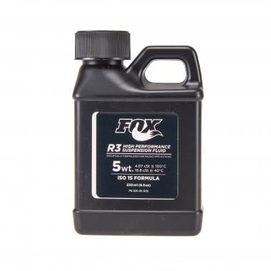 Huile pour Suspensions FOX RACING SHOX R3 5 WT ISO 15 (250 ml)