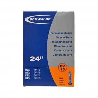 Cámara de aire SCHWALBE N°10 24x1,50/2,50 Dunlop 40 mm