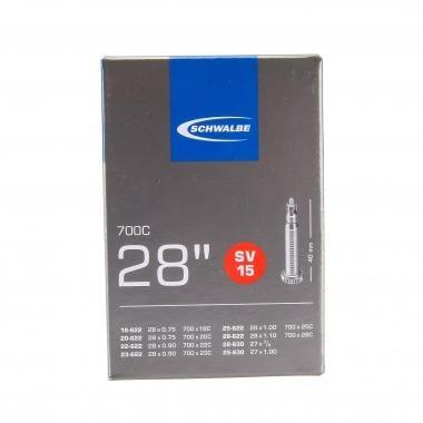 Chambre à Air SCHWALBE SV15 700x18/28c Valve 40 mm