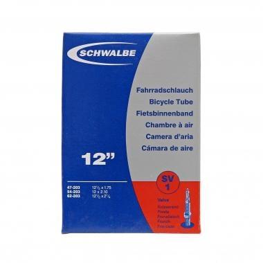 Chambre à Air SCHWALBE SV1 12x1,75/2,25 Presta 40 mm