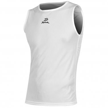 T-Shirt SPIUK SUMMER Sans Manche Blanc