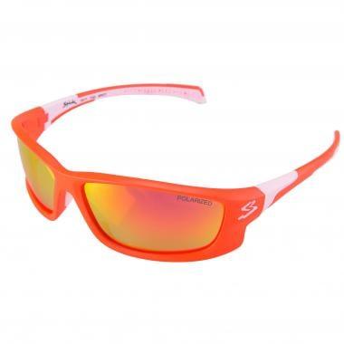 Óculos SPIUK SPICY Laranja/Branco Iridium Polarizados