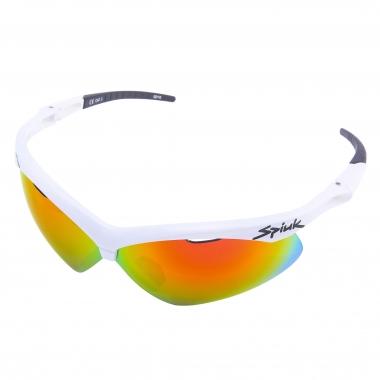 1eeb6af2f Óculos SPIUK VENTIX Branco/Preto Iridium