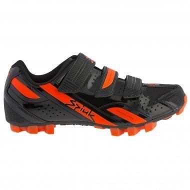 Chaussures VTT SPIUK ROCCA Noir/Orange