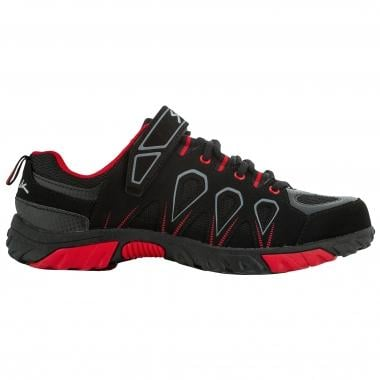 SPIUK LINZE MTB Shoes Black/Red 2016