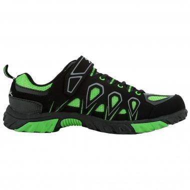 SPIUK LINZE MTB Shoes Black/Green 2016