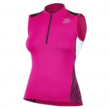 Maillot SPIUK RACE Mujer Sin mangas Rosa Negro 2017