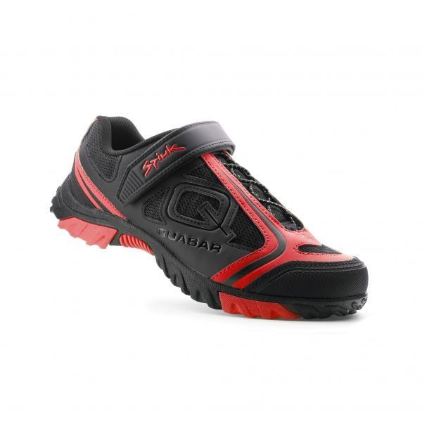Chaussures VTT SPIUK QUASAR Noir/Rouge