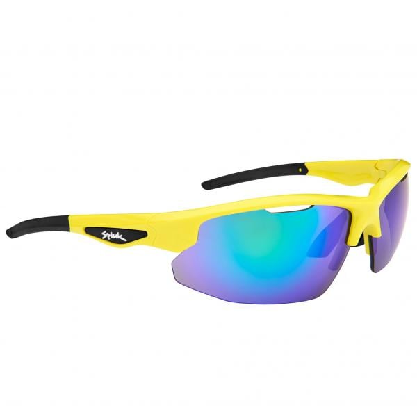 7811fed09 Óculos SPIUK RIMMA Amarelo Iridium 2019 - Probikeshop