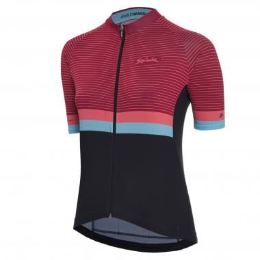 SPIUK SIGNATURE Women's Short-Sleeved Jersey Red/Black 2020