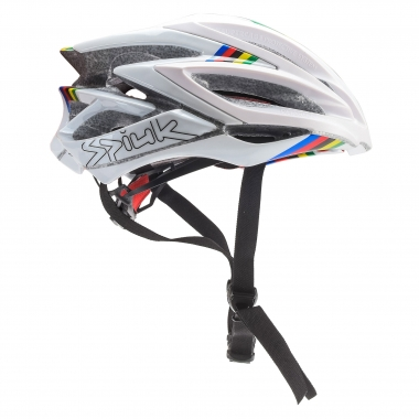 Casco SPIUK DHARMA WORLD CHAMPION Blanco