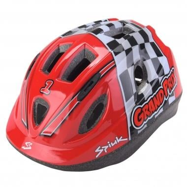 Casco SPIUK KID GRAND PRIX Rojo