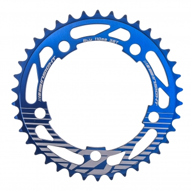 Corona INSIGHT 5 tornillos 110 mm Azul